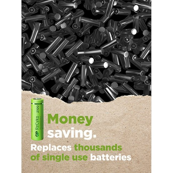 Replace Batteries logo