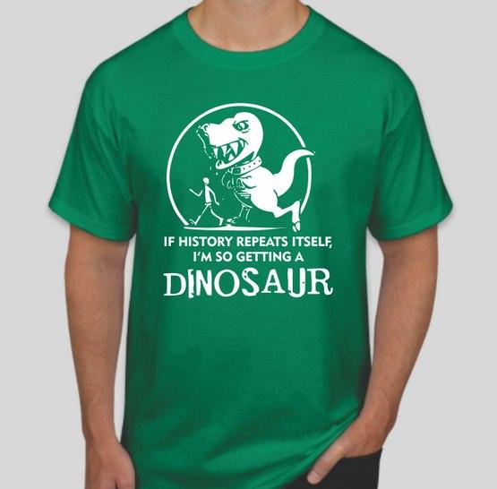 356cc8768b2 Dino - мъжка тениска