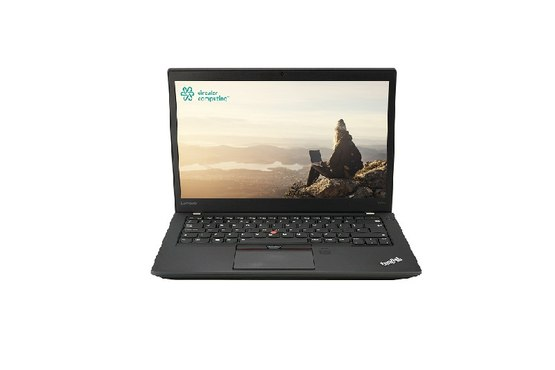 CO2 neutral Lenovo T460s bærbar