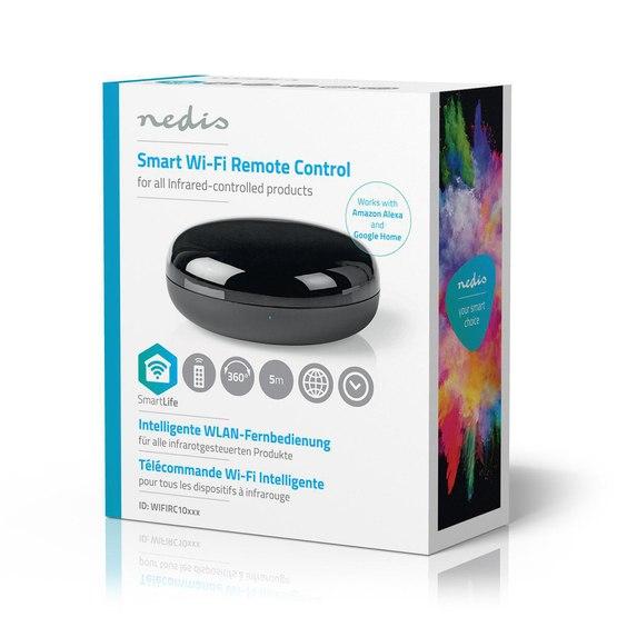 WIFIRC10CBK Wifi IR Remote Control
