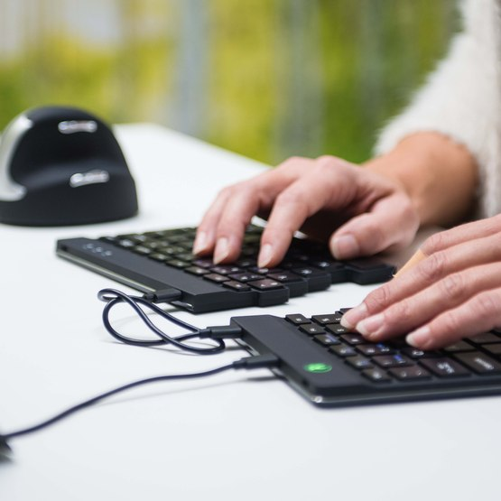 RGOSP R-Go Split ergonomic Keyboard
