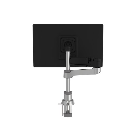RGOVLCA4SI R-Go Caparo 4 D2 single monitor arm desk mount