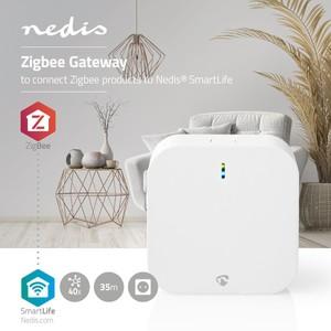 Nedis WIFIZB10CWT Zigbee-gateway